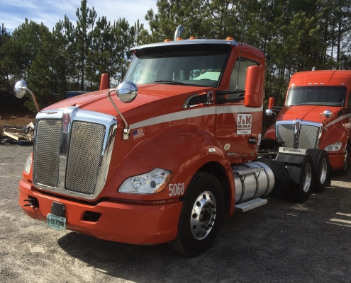 2015 Day Cab Equipment for Sale